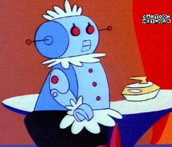 Rosie the Robot Maid