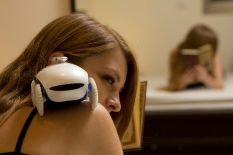 Dreambots WheeMe massage robot