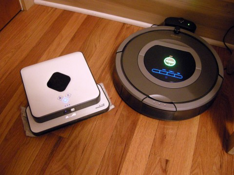 Mint vs Roomba 780 Review