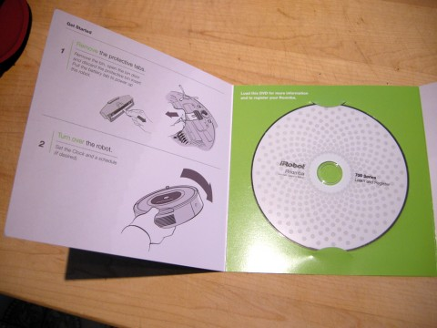 Quick Start Guide and DVD