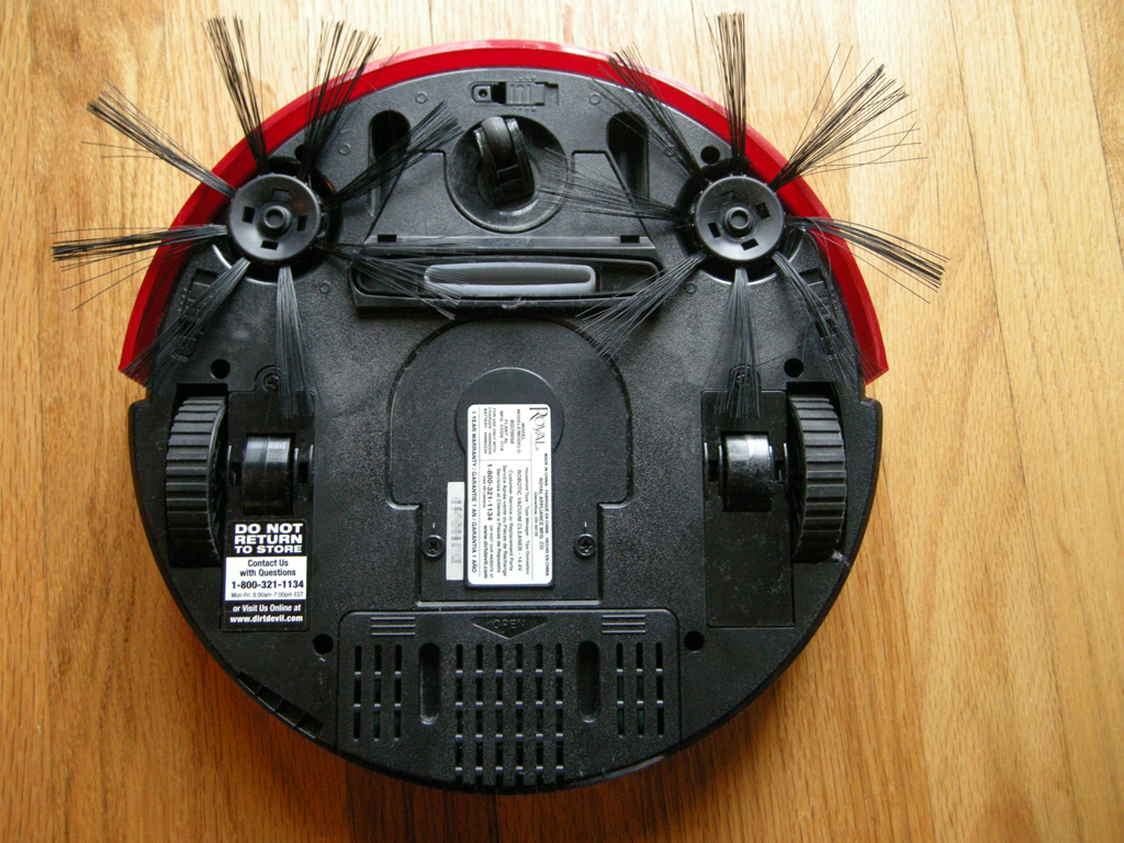 Robotic Vacuum Dirt Devil Robotic Vacuum