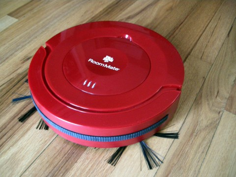 Dirt Devil RoomMate Robotic Vacuum Cleaner Reviewd