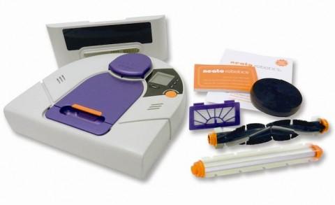 Neato Robotics XV-21 Kit in the Box