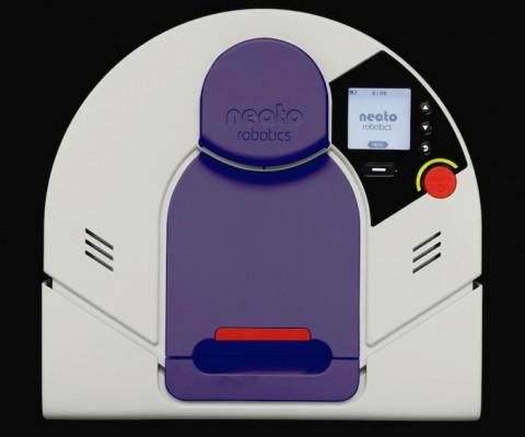 Neato Robotics XV-21 from Top