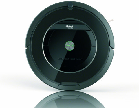 iRobot Roomba 800 Series Crop
